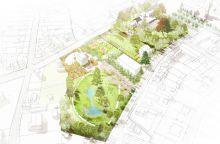 eengemaakt park